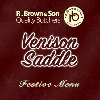 Venison Saddle